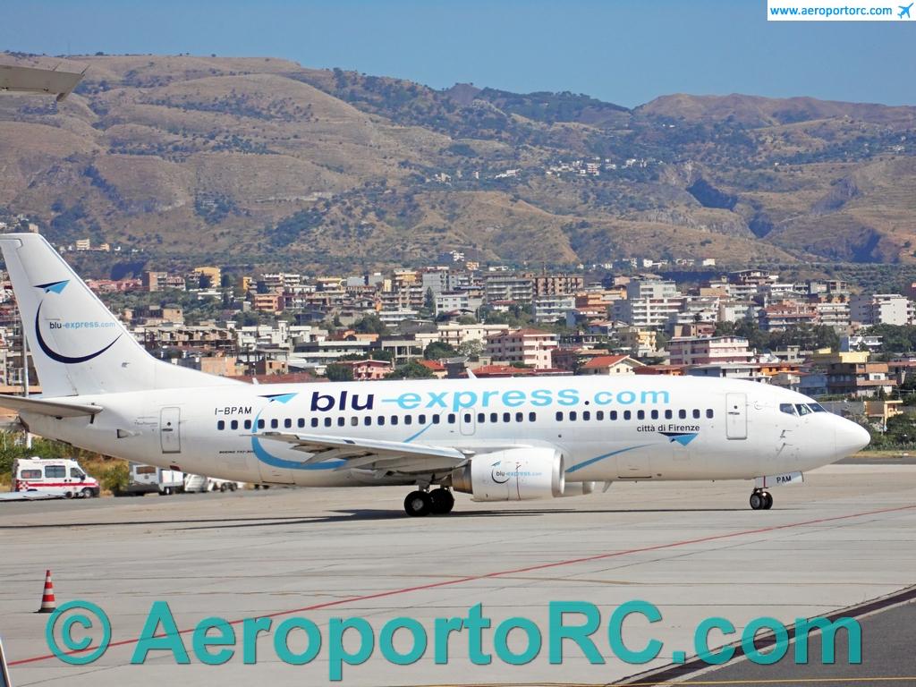 Blu Express Boeing B737-300