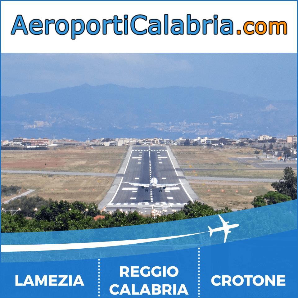 AeroportiCalabria.com - Info ed offerte per il passeggero che vola da Lamezia, Reggio Calabria e Crotone