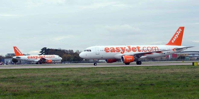 EasyJet Voli Aeroporto Lamezia Terme