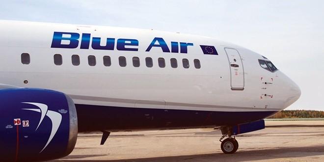 BlueAir Voli Aeroporto Lamezia Terme e Reggio Calabria