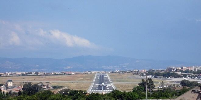 Aeroporto Reggio Calabria Pista 33