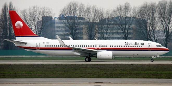 Meridiana Boeing 737