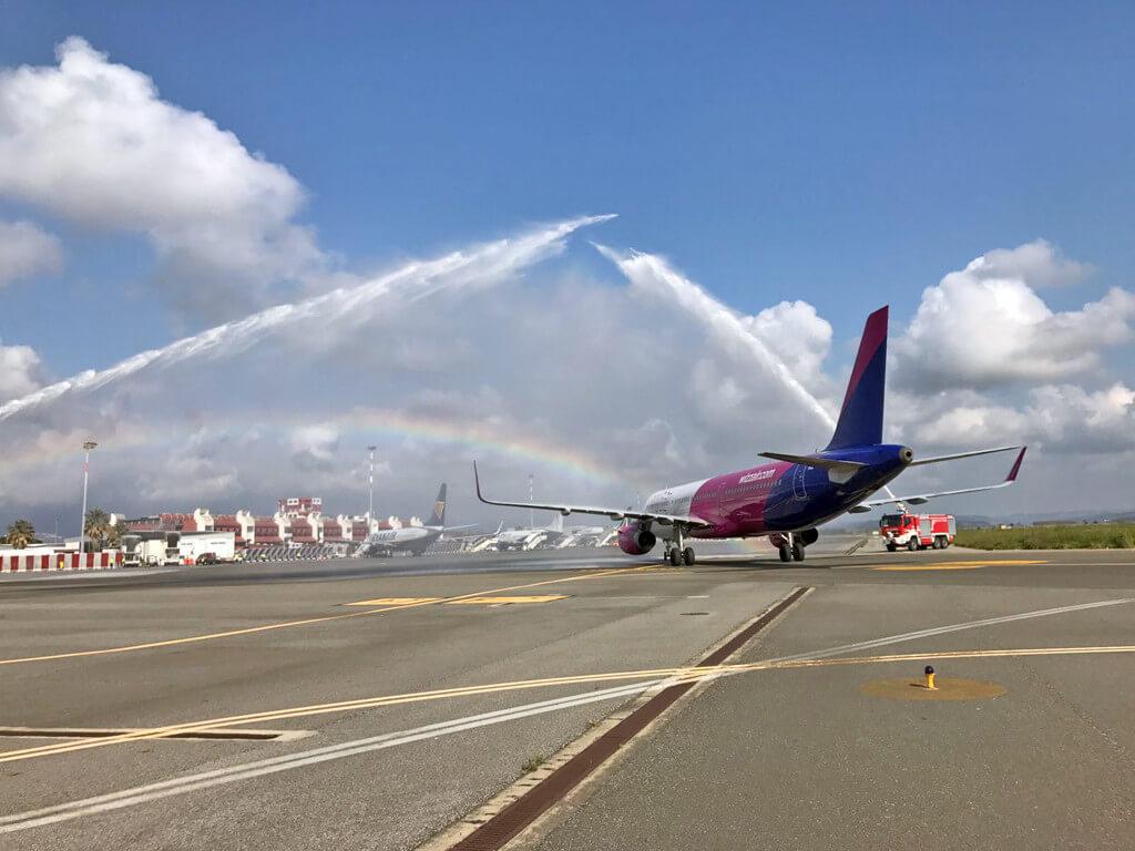 Inaugurazione WizzAir Lamezia