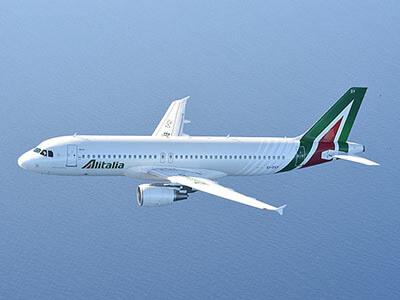 Aeroporto Reggio Calabria Alitalia A320