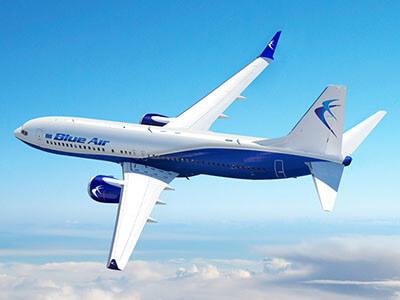 Blue Air voli Aeroporto Lamezia Terme