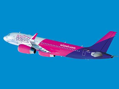 Aeroporto Lamezia Terme WizzAir A320