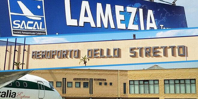 Aeroporto Lamezia Terme, Reggio Calabria e Crotone