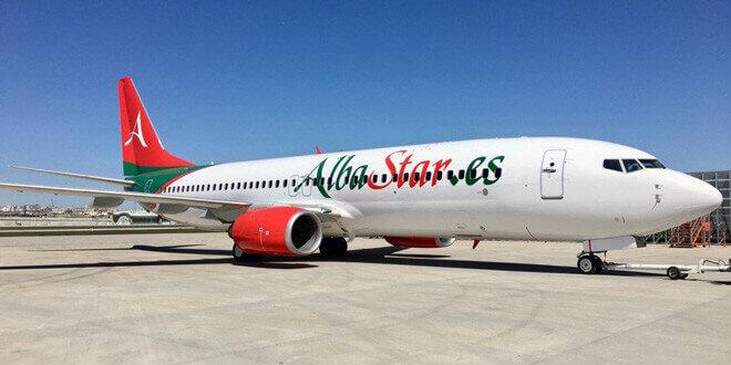 AlbaStar Voli Aeroporto Crotone
