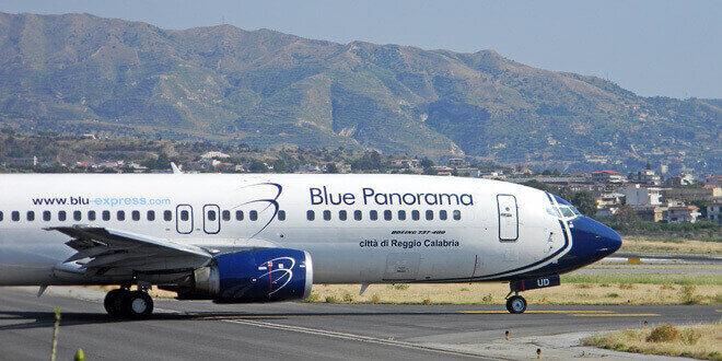Blu Express (Blue Panorama)