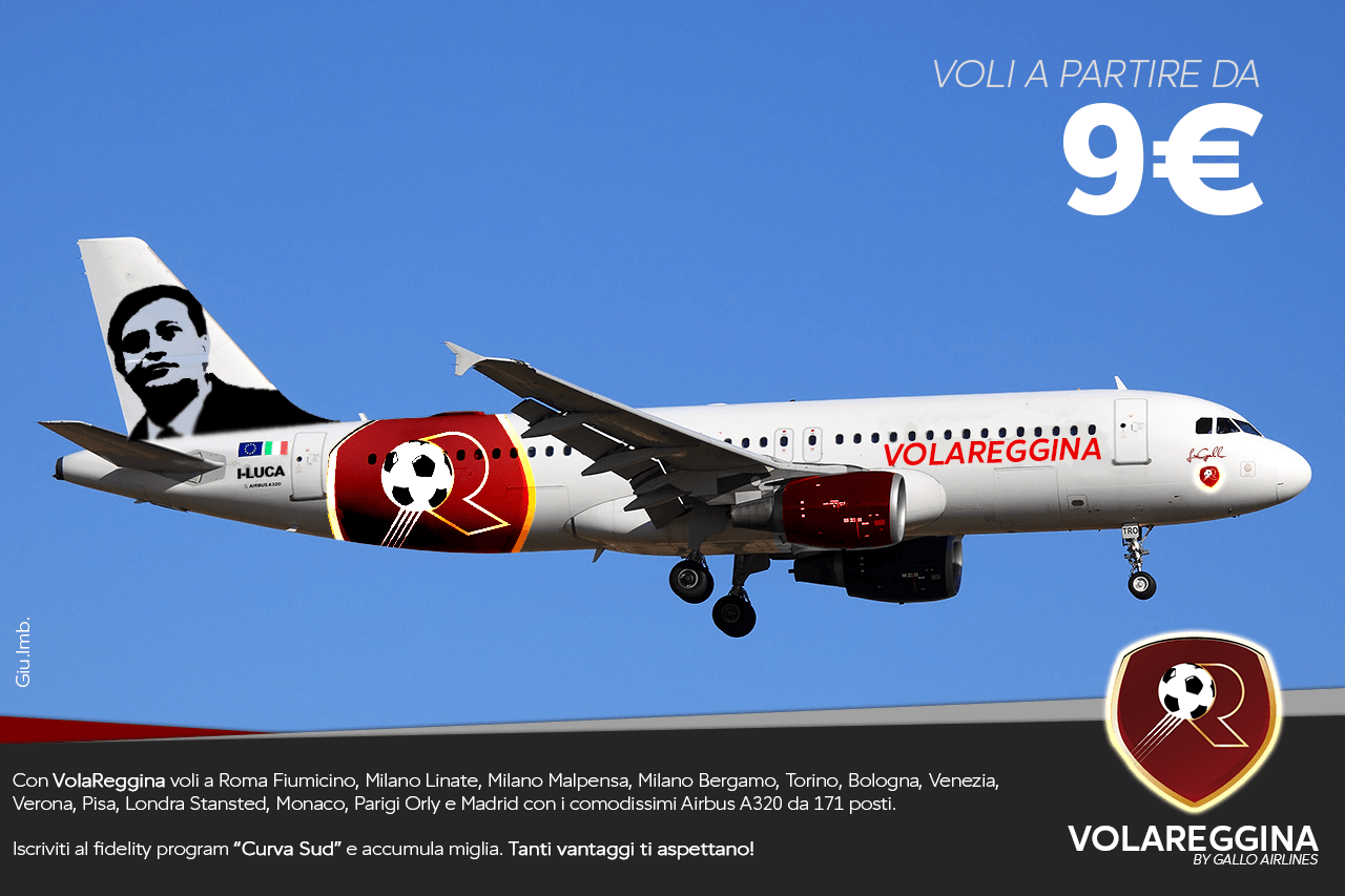 VolaReggina By Gallo Airlines