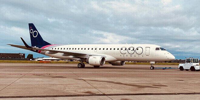 EGO Airways Voli Aeroporto Lamezia Terme