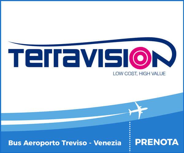 Bus Aeroporto Treviso Venezia