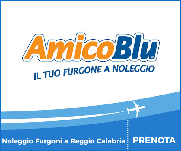 AmicoBlu Noleggio Furgoni Reggio Calabria